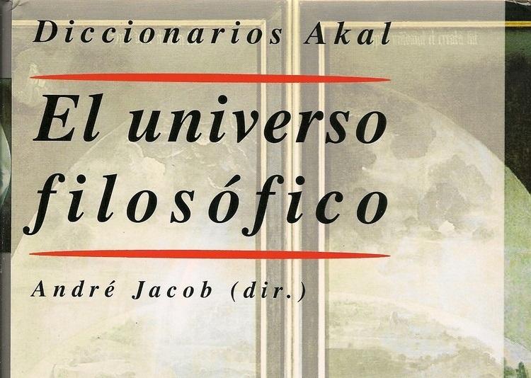 El universo filosófico de Andre Jacob